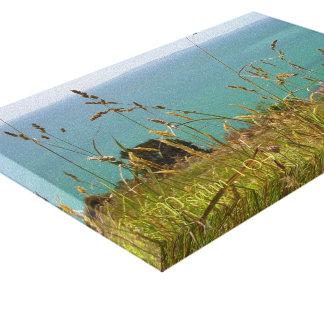 Ocean Vista - Psalm 104 Canvas Print