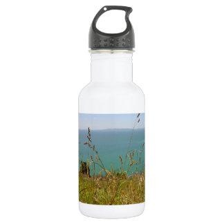 Ocean Vista - Psalm 104 Stainless Steel Water Bottle