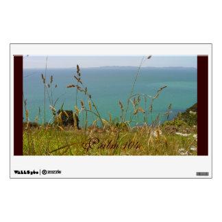 Ocean Vista - Psalm 104 Wall Sticker