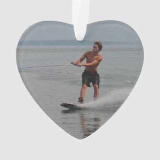 Ocean Wakeboarder