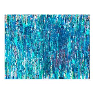 Ocean Wash Series Postcard