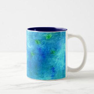Ocean Watercolor Mug