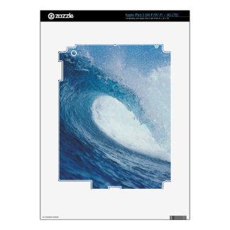 OCEAN WAVE 2 iPad 3 SKIN