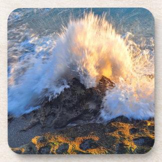 Ocean Wave Drink Coaster
