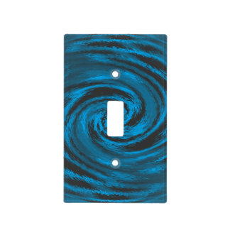 Ocean Wave Light Switch Cover