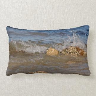 Ocean wave MoJo Pillow