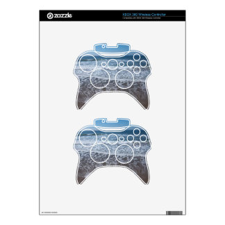 Ocean Waves #1 - Controllers Xbox 360 Controller Skins