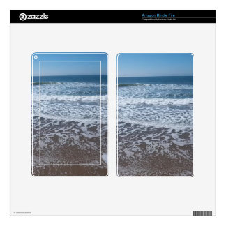 Ocean Waves #1 Decals For Kindle Fire