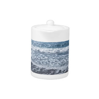 Ocean Waves #1 - Tea Pot
