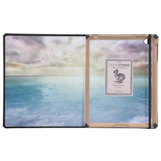Ocean Waves Beach Scene Cases Case For iPad