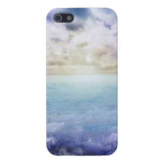 Ocean Waves Beach Scene Cases Cases For iPhone 5