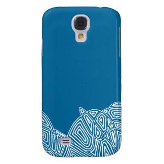 Ocean Waves Samsung Galaxy S4 Covers