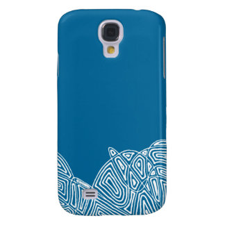 Ocean Waves Galaxy S4 Cover