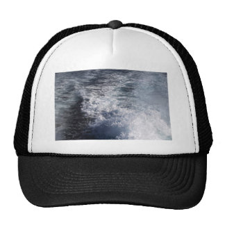 Ocean Waves Trucker Hat