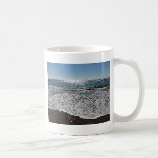 Ocean Waves Classic White Coffee Mug