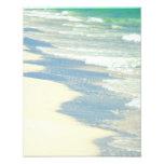 Ocean Waves on the Beach Photo