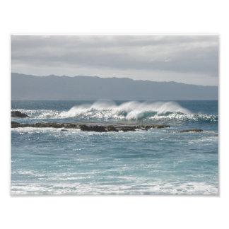 Ocean Waves Photo Print