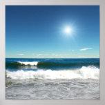 "Ocean Waves Poster<br><div class=""desc"">Ocean Waves</div>"