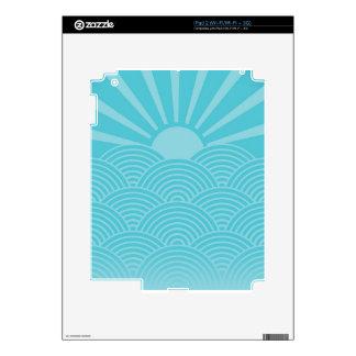 Ocean Waves Skins For iPad 2