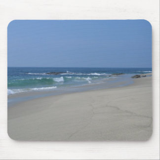 Ocean Waves Southern California Mouse Pad