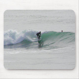 Ocean Waves Surfing Surfers Mouse Pad