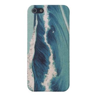 Ocean Waves -  Uehara Konen iPhone 5/5S Covers