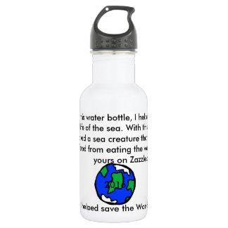Ocean Wildlife water bottle