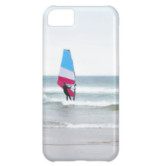 Ocean Windsurfer with Red White and Blue iPhone 5C Cover