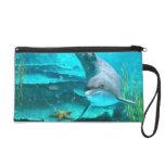 Ocean World 1 Wristlet Bag