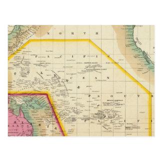 Oceana Or Pacific Ocean Postcard