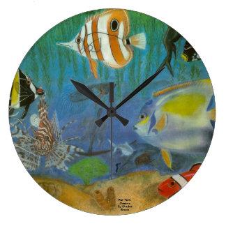 Oceananic Wall Clocks