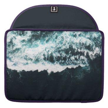 """Ocean Themed Oceanholic Macbook Pro 15"""" Sleeve Sleeves For MacBooks"""