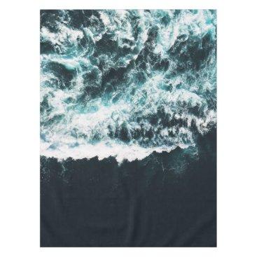 Ocean Themed Oceanholic Table Cloth Tablecloth