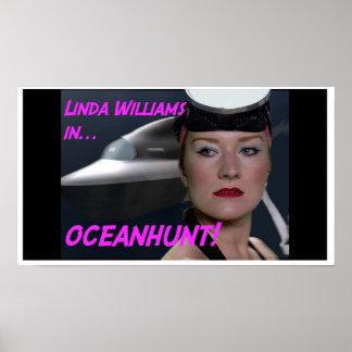 Oceanhunt Poster