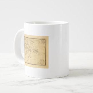 Oceania 2 2 20 oz large ceramic coffee mug