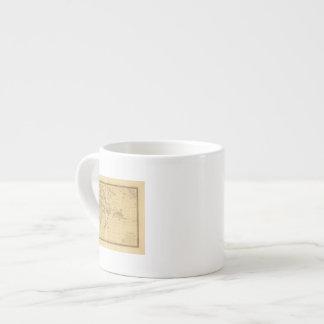 Oceania 2 2 6 oz ceramic espresso cup