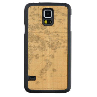Oceania 2 2 carved maple galaxy s5 case