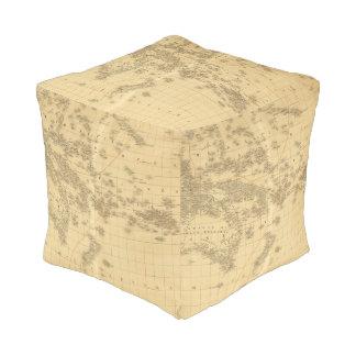 Oceania 2 2 cube pouf
