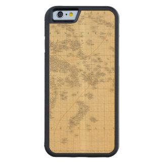 Oceanía 2 2 funda de iPhone 6 bumper arce