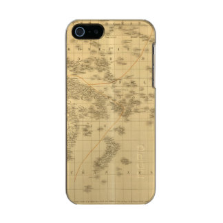 Oceanía 2 2 funda para iPhone 5 incipio feather shine