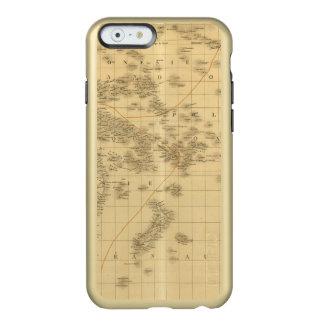 Oceanía 2 2 funda para iPhone 6 plus incipio feather shine