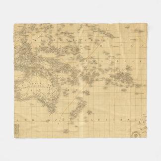 Oceanía 2 2 manta de forro polar