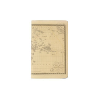 Oceania 2 2 pocket moleskine notebook cover with notebook