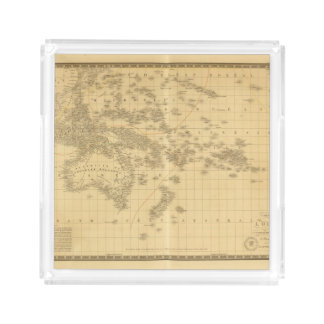 Oceania 2 2 square serving trays