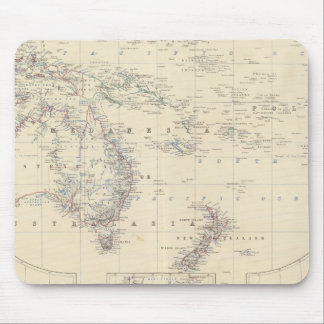 Oceania 2 mouse pad