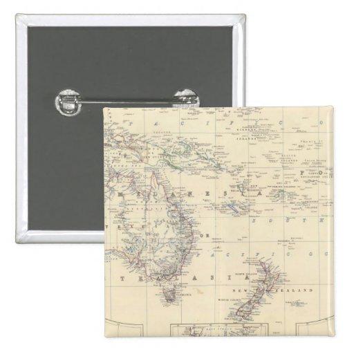 Oceanía 2 pin