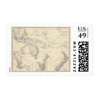 Oceania 2 postage