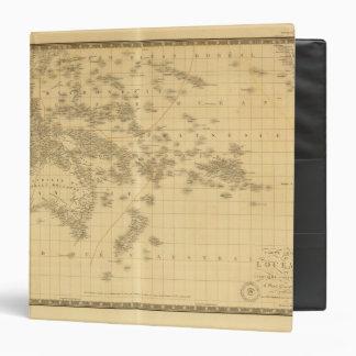 Oceania 2 vinyl binders