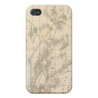 Oceania 3 iPhone 4/4S cover
