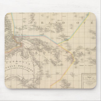 Oceania 3 mouse pad